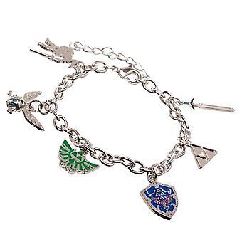 The Legend of Zelda Charm Bracelet