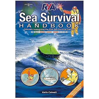 RYA Sea Survival Handbook (2nd Revised edition) by Keith Colwell - 97