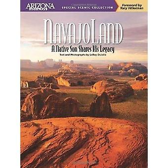Navajoland by Leroy Dejolie - Tony Hillerman - 9781932082425 Book