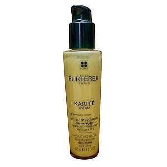 Rene Furterer Karite Nutri Intense Nourishing Day Cream Dry Hair 3.3 OZ