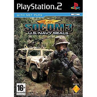 Ziekenhuis 3 US Navy SEALs PS2 game