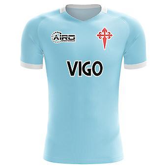 2019-2020 Celta Vigo Home Concept Football Shirt - Womens