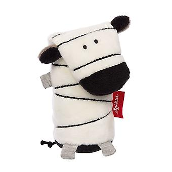 Sigikid Grab figur zebra Squeaker Urban baby