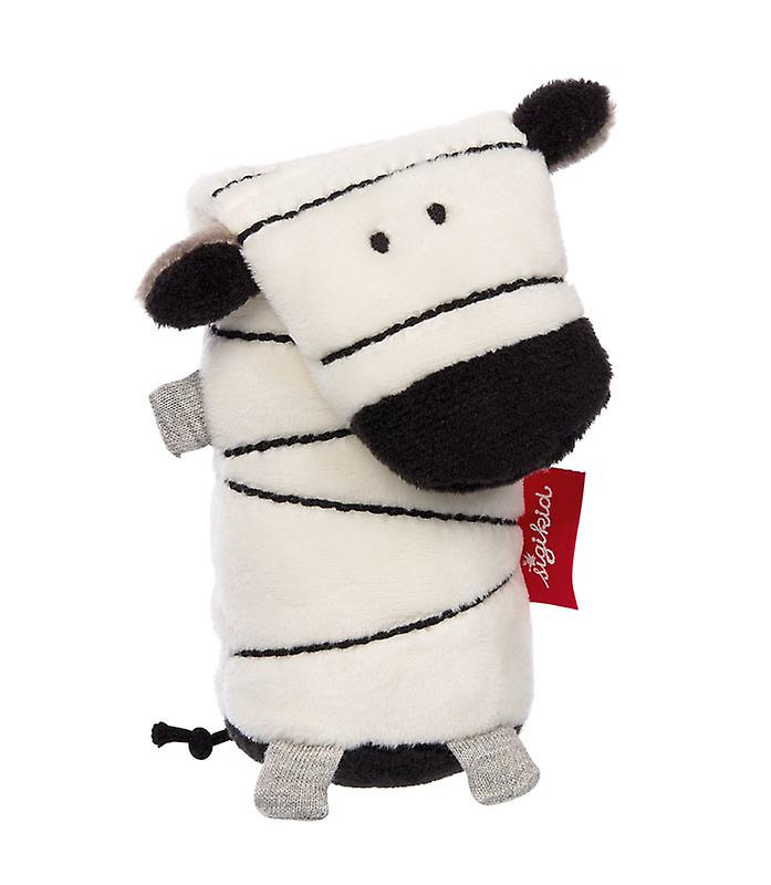 Sigikid Grab Figure Zebra Squeaker Urban Baby