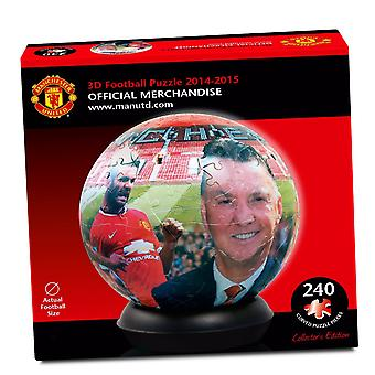 3d Football Puzzle Manchester United Marchandise officielle