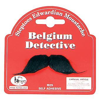 Bristol Novelty Belgium Detective Moustache