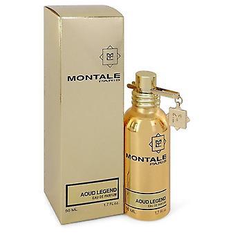 Montale Aoud Legend Eau De Parfum Spray (Unisex) By Montale   543308 50 ml