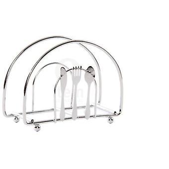 Wellindal Metal Cutlery Napkin Ring Cromado 13X5X10