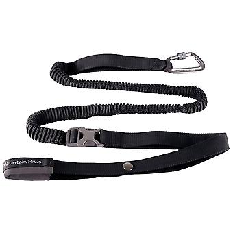 Mountain Paws Black Shock Absorber Dog Lead