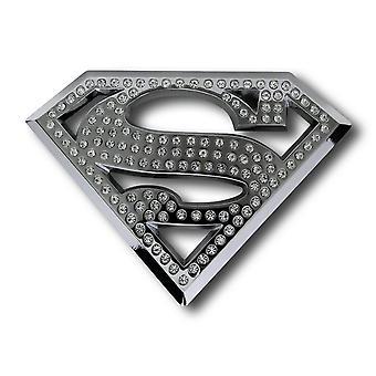 スーパーマンブリングシンボル3Dプラスチックカーエンブレム