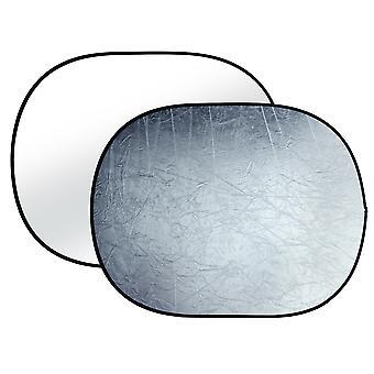BRESSER BR-TR8 Faltreflektor silber/weiß 150x200cm