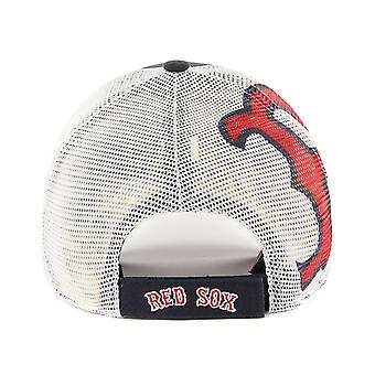 47 Brand Trucker Cap - Malvern MVP Boston Red Sox