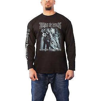 Cradle Of Filth T Shirt The Principle Of Evil Made Flesh Official Long Sleeve