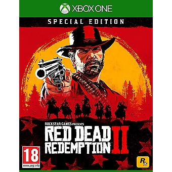 Red Dead Redemption 2 Special Edition (Xbox One)