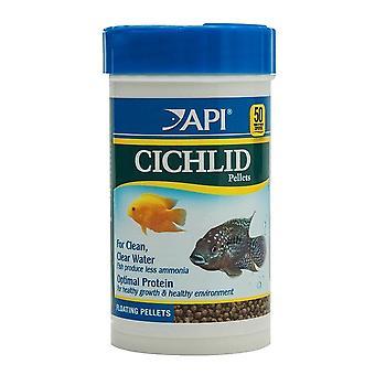 API cichlid pellet medio 94g