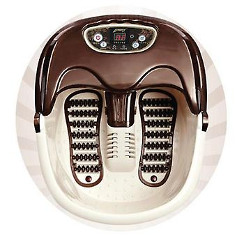 Foot Spa massager | Bubble ud rulare scrapping vibrații de căldură