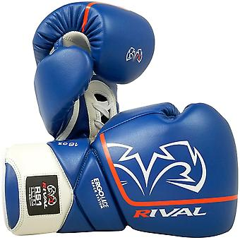 Rival Boxe RS1 2.0 Ultra Pro Lace-Up Guanti Sparring - 16 oz. - Blu