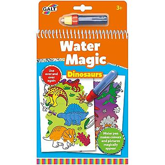 Galt Water Magic  - Dinosaurs - Re-usable Colouring Book
