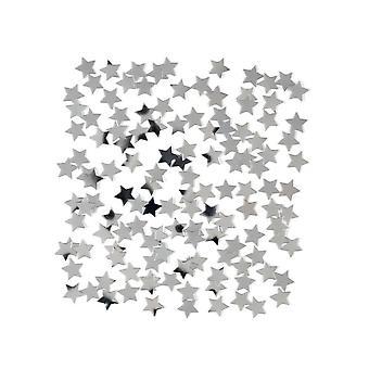 Konfetti mini Silver Star 14gm