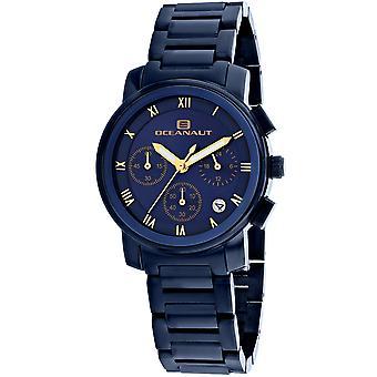 Oceanaut Women's Riviera Blue Dial Watch - OC0631
