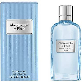 Abercrombie & Fitch primo istinto blu per il suo Eau de Parfum 50ml Spray EDP