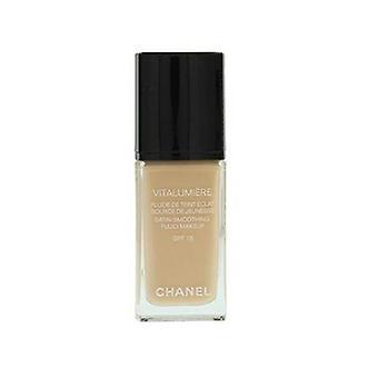Chanel satijn verzachtende vloeistof make-up SPF15 30ml