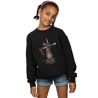 Disney Girls Coco Dante With Bone Sweatshirt