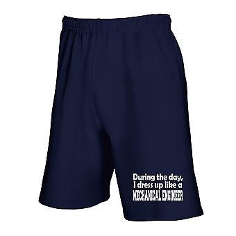 Pantaloncini tuta blu navy gen0106 during the day