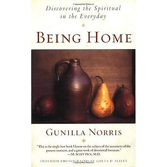Being Home: Discovering the Spiritual in the Everyday