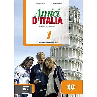 Amici d'Italia: Libro dello mjölkare 1