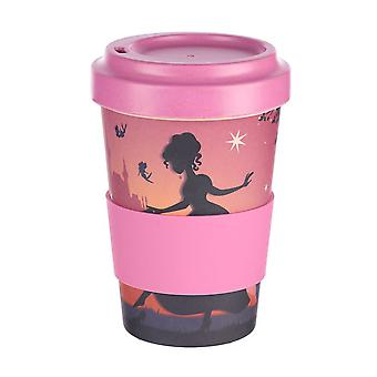 Puckator Enchanted Kingdom Princess Travel Mug