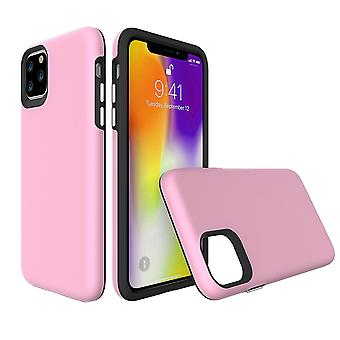 Pour iPhone 11 Pro Max Case, Shockproof Protective Strong Cover Pink