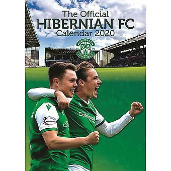 Calendario Hibernian FC 2020
