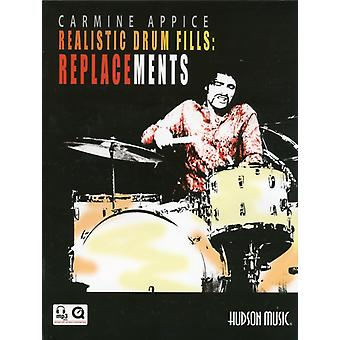 Carmine Appice  Realistic Drum Fills by Created by Carmine Appice