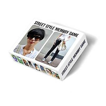 Street Style Memory Game II by Barbara Iweins