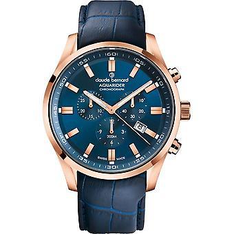Claude Bernard - Watch - Men - Aquarider - 10222 37RC BUIR1