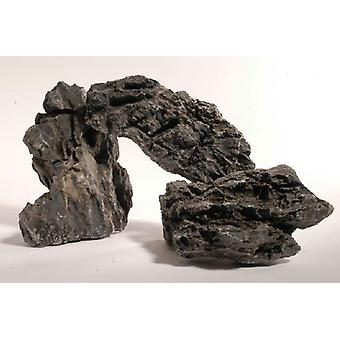 Aquarium Münster Mini Landscape M - Approx 2.5 kg (Fish , Decoration , Rocks & Caves)