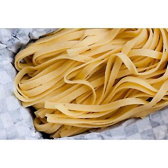 Pasta Vanlig Fettuccine-( 19lb )