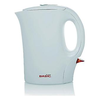 Kettle Basic Home 1100W 1 L Weiß