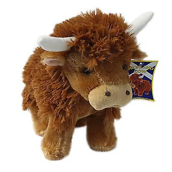 Innes Cromb Large Highland Cow Soft Toy