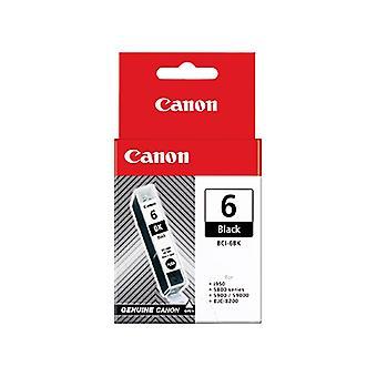 Tanque de tinta negra BCI6B de Canon
