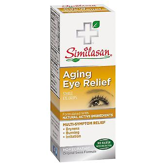 Similasan aging eye relief eye drops, 0.33 oz