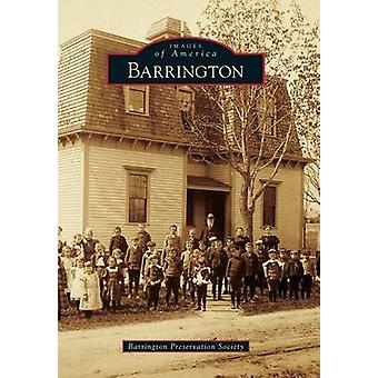 Barrington by Barrington Preservation Society - 9781467125475 Book