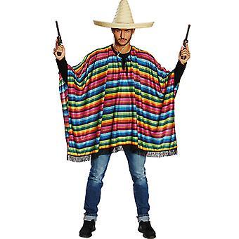 Meksykański Ponczo męskie kostium gangster Gaucho karnawał