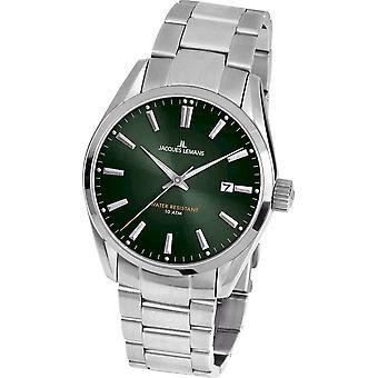 Jacques Lemans - Wristwatch - Men - Derby - Classic - 1-1859H