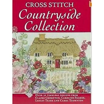 CROSS STITCH COUNTRYSIDE COLLECTION by Crompton & Claire