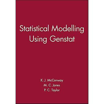 Statistical Modelling Using Genstat by K. J. McConway - M. C. Jones -