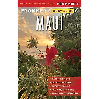 Frommer's EasyGuide to Maui by Jeanne Cooper - 9781628874860 Book