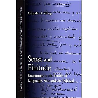 Järkeä ja finiittisyyteen: kohtaamisia kieli, taiteen ja politiikan rajoja