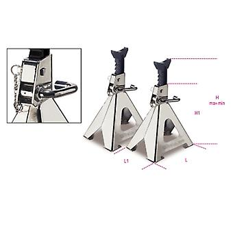 Beta 030100006 3010 /T6 Jack Stands Pair 6000kg Max
